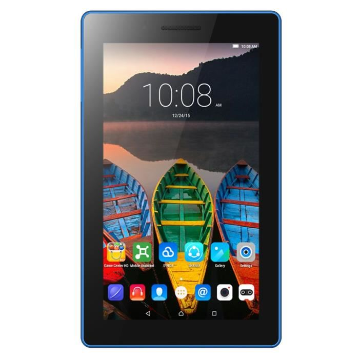 LENOVO Tablette Tactile – Tab 3 710F – 7 » – 1Go RAM – Android 5.0 – Quad Core – Stockage 16Go
